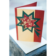 Christmas Card - Sari Star