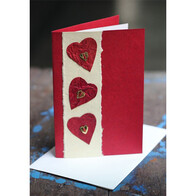 The Hearts Card
