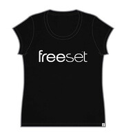 Womens Tee - Freeset
