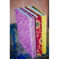 Silk Sari Notebook