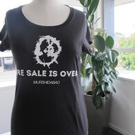 Womens Tee - The Sale Is Over