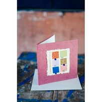 The Roanna Squares Card - 5pk